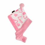 View Image 2 of Love Letter Dog Hat by Puppia - Ivory