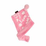View Image 2 of Love Letter Dog Hat by Puppia - Pink
