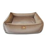 Luca Lounge Dog Bed - Coco