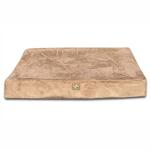 View Image 1 of Luca Orthopedic Dog Bed - Earth
