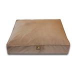 View Image 1 of Luca Traditional Rectangle Dog Bed - Coco