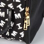 View Image 4 of M. Isaac Mizrahi Painterly Logo Pet Carrier
