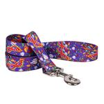 Mardi Gras Dog Leash by Yellow Dog
