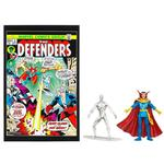 Marvel Action Figures - Silver Surfer & Doctor Strange 2-Pack with Comic Book