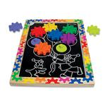 Melissa & Doug Toys - Switch & Spin Magnetic Gear Board