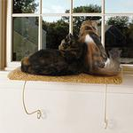 View Image 1 of Meow Town Kitty Catnapper Cat Window Perch