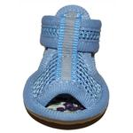 View Image 1 of Mesh Dog Sandals - Blue