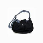 View Image 3 of Messenger Bag Carrier by Dogo - Black