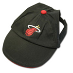 Miami Heat Dog Hat