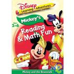 Mickey Mouse Movies - Mickey & the Beanstalk, Reading, Math & More