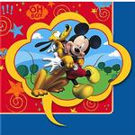 Mickey Mouse Party Supplies - Beverage Napkins