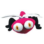 View Image 4 of Mighty Bug Dog Toy - Ditzy the Dragonfly - Pink