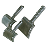 View Image 3 of Millers Forge Vista Shedding Slicker Brushes