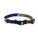 View Image 1 of Milwaukee Brewers Baseball Printed Dog Collar