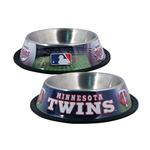 View Image 1 of Minnesota Twins Dog Bowl