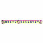 Minnie Mouse Party Supplies - Birthday Banner