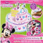 Minnie Mouse Toys - Decorate A Cake Activity
