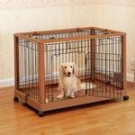 View Image 2 of Mobile Pet Pen by Richell