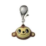 View Image 1 of Monkey Business Dog Collar Charm