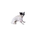 View Image 2 of Monkey Design Dog Pajamas - Beige
