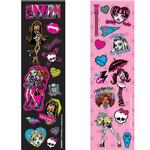 Monster High Party Supplies - Sticker Strips