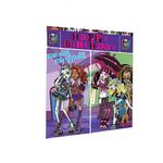 Monster High Party Supplies - Wall Decorating Kit