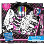 Monster High Toys - Color 'N Style Fashion Tote