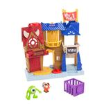 Monster University Toys - University Row Playset