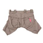 View Image 1 of Motley Dog Pants by Pinkaholic - Brown