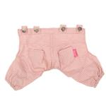 View Image 1 of Motley Dog Pants by Pinkaholic - Pink