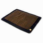 View Image 3 of Mt. Bachelor Pad Dog Bed by RuffWear - Pinecone Brown