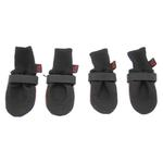View Image 2 of Muttluks Woof Walkers Dog Boots - Black