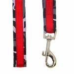 View Image 3 of My Canine Kids Signature Leash - Red