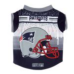 New England Patriots Performance Dog Shirt