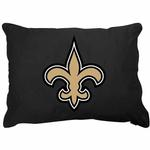 View Image 1 of New Orleans Saints Dog Bed