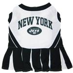 View Image 1 of New York Jets Cheerleader Dog Dress