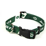 View Image 1 of New York Jets Dog Collar