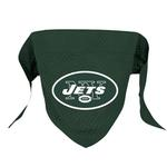View Image 1 of New York Jets Mesh Dog Bandana