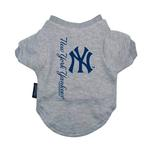 View Image 1 of New York Yankees Dog T-Shirt