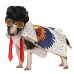 View Image 1 of Rock N Roll King Dog Costume