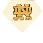 View Image 1 of Notre Dame Dog Bandana - Fighting Irish