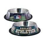 View Image 1 of Oakland Athletics Dog Bowl