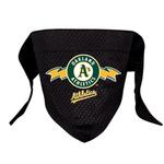 View Image 1 of Oakland Athletics Mesh Dog Bandana