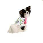 View Image 3 of Oasis Dog Shirt by Pinkaholic - Pink