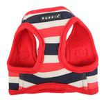 View Image 3 of Ocean Mist Dog Harness Vest by Puppia - Red