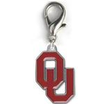 View Image 1 of Oklahoma Sooners Dog Collar Charm