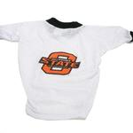View Image 1 of Oklahoma State Cowboys Dog Jersey - White