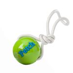Orbee-Tuff Fetch Ball w/ Rope by Planet Dog