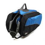 View Image 3 of Outward Hound Dog Backpack - Blue
