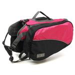 View Image 3 of Outward Hound Dog Backpack - Pink
